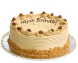 butterscotch cake VizagShop.com