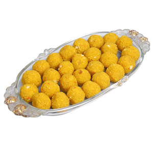 mothi choor ladoo yellow VizagShop.com