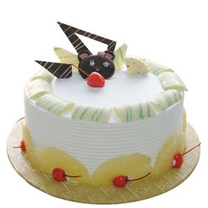 pineapple cake VizagShop.com