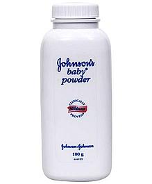 Johnsons baby powder 100g VizagShop.com
