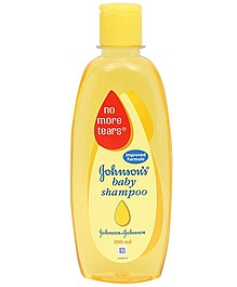 Johnsons baby shampoo 200ml VizagShop.com