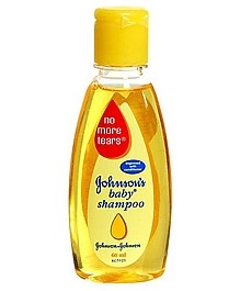 Johnsons baby shampoo 60ml VizagShop.com