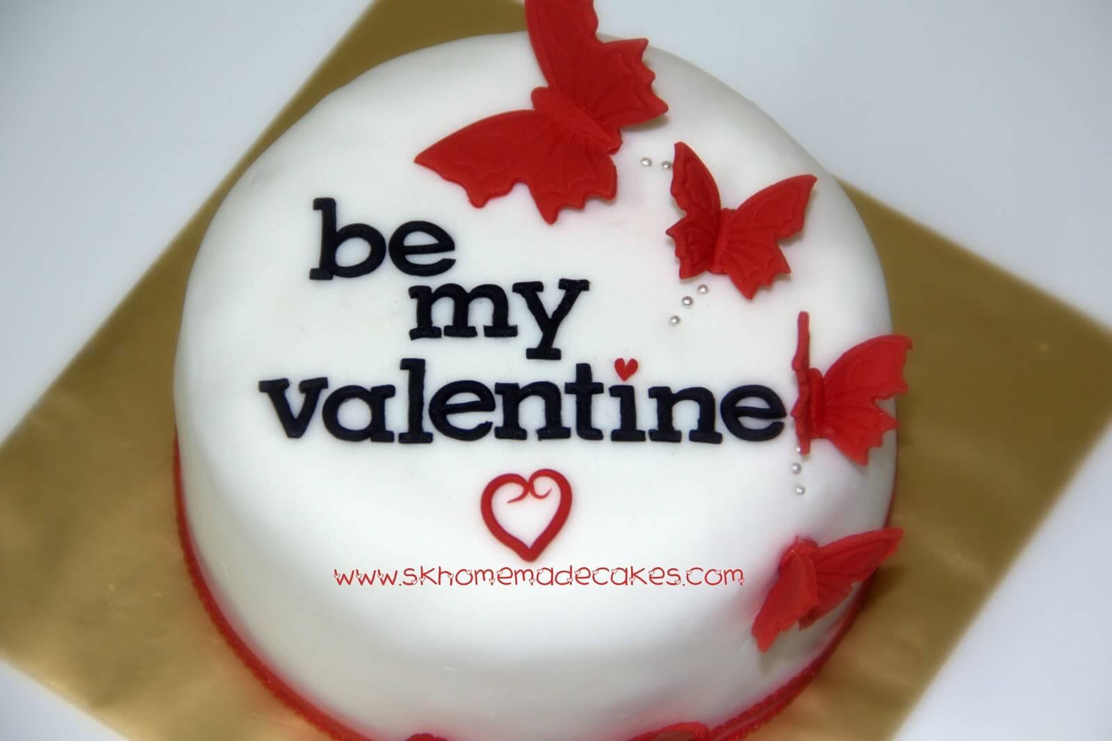 Special valentine cake VizagShop.com