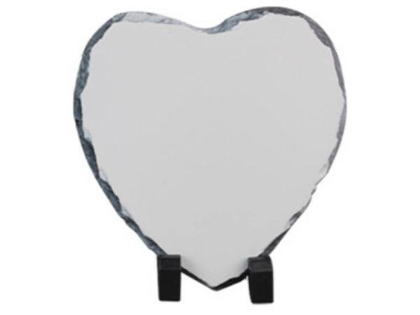 Stone Printed Photo Frame vizag heart shape VizagShop.com