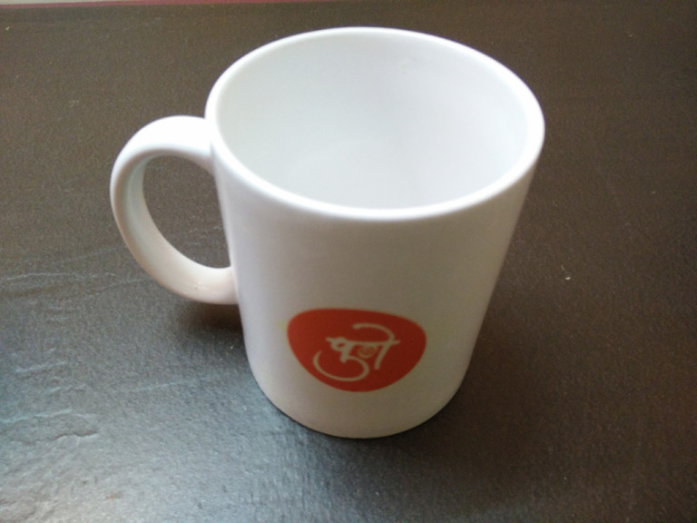 buy white printed mugs online 4 24 hours delivery in visakhapatnam