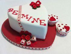 valentine special cake VizagShop.com