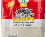 24 Mantra Organic Bajra PearlMillet Flour 500g VizagShop.com