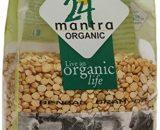 24 Mantra Organic Bengalgram ChanaDal 500g VizagShop.com