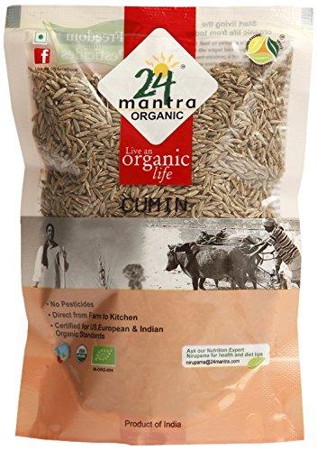 24 Mantra Organic Cumin 200g VizagShop.com