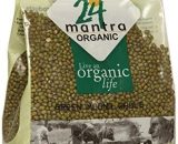 24 Mantra Organic Green Moong Whole 1kg VizagShop.com