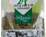 24 Mantra Organic Green Moong Whole 500g VizagShop.com