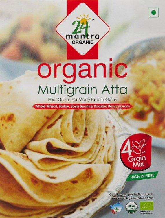 24 Mantra Organic Multigrain Atta 500g e1489845844430 VizagShop.com
