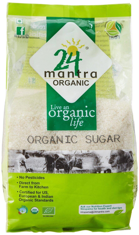 24 Mantra Organic Sugar 500g VizagShop.com