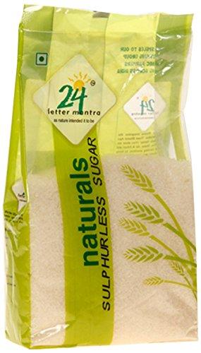 24 Mantra Organic Sulphurless Sugar 1kg VizagShop.com