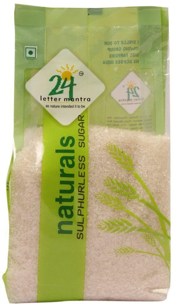 24 Mantra Sulphurless Sugar 500g VizagShop.com