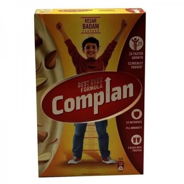 Complan Kesar Badam Health Drink 500 g VizagShop.com