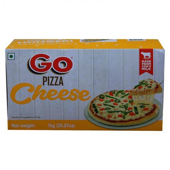 Go pizza cheese block 1kg VizagShop.com