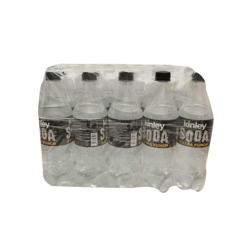 Kinley Club Soda 24 N 750 ml Each VizagShop.com