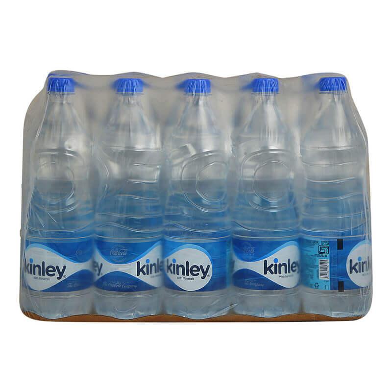 Kinley Water Bottle 15 N 1 L Each VizagShop.com