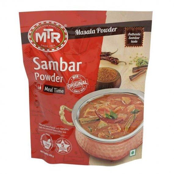 MTR sambar powder 200g VizagShop.com