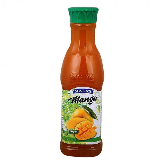 Malas Crush Mango 1 L VizagShop.com