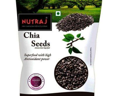 Nutraj Chia Seeds Pouch VizagShop.com