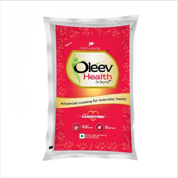 Oleev Health Oil Pouch 1 L VizagShop.com