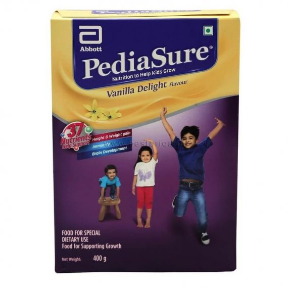 Pediasure Complete Vanilla Health Drink 400 g VizagShop.com