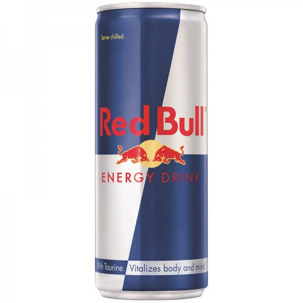 Red Bull Energy Drink Can 250 ml VizagShop.com