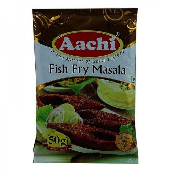 aachi fish fry masala 50g VizagShop.com