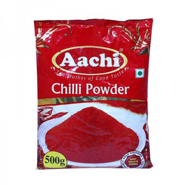 aachi pure chilli powder 500g VizagShop.com