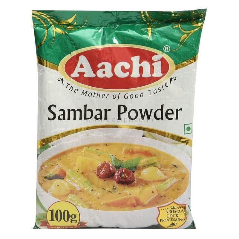 aachi sambar powder 100g VizagShop.com