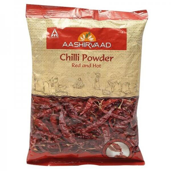 aashirwad chilli powder 200g VizagShop.com