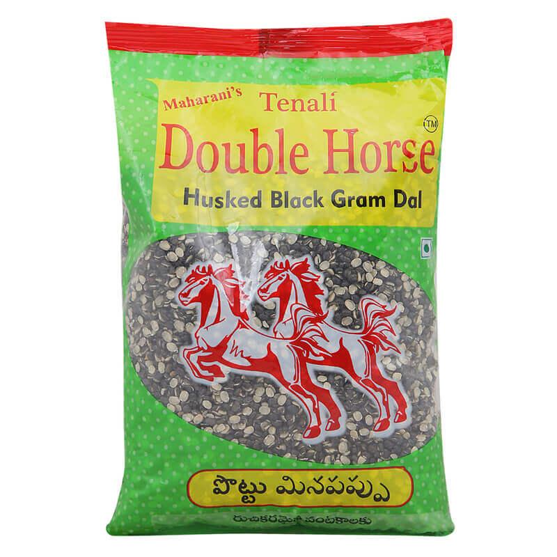 double horse urad dal 1kg VizagShop.com