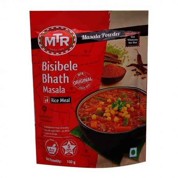 mtr bisibele bath masala 100g VizagShop.com