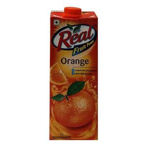 real orange juice 1l VizagShop.com