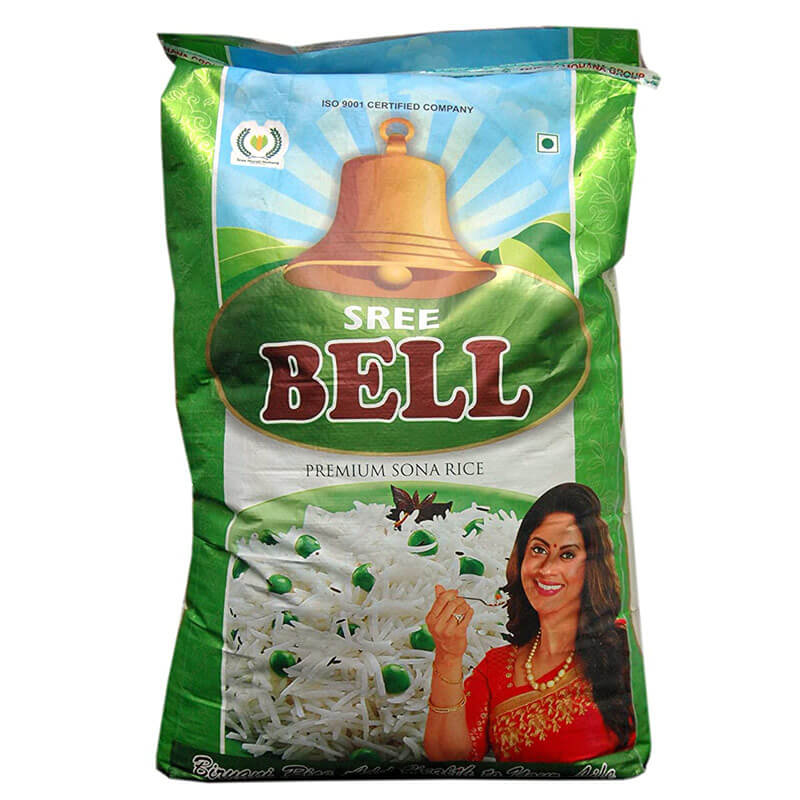 Order Bell Green Rice bag online in Visakhapatnam