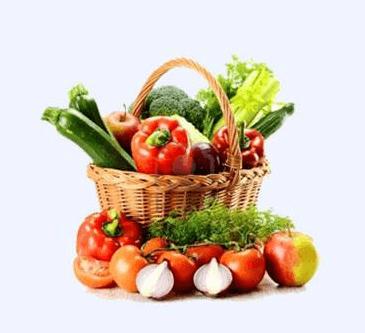 vegetables basket VizagShop.com
